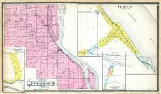 Clayton Township, Millville, Osterdock, Clayton County 1902